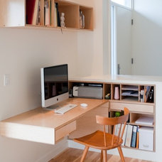 Modern Home Office by Kerf Design