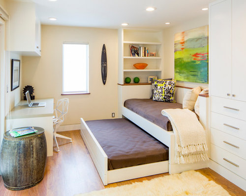 Awesome Office Guest Room Design Ideas Remodel Pictures Houzz Largest Home Design Picture Inspirations Pitcheantrous