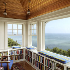 traditional home office by Albert, Righter & Tittmann Architects, Inc.