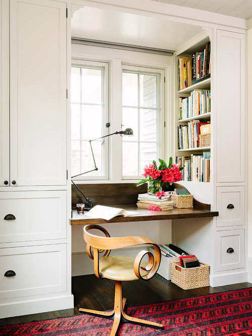 Best Built In Office Design Ideas  Remodel Pictures  Houzz