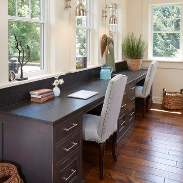 Seven Fields Residence: First Floor Remodel