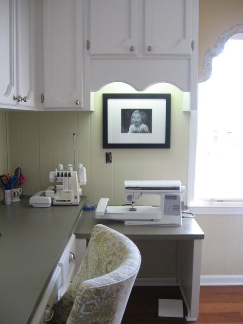 Sewing Room Designs Design Ideas & Remodel Pictures | Houzz