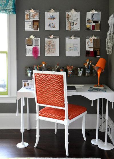10 id es d co pour ranger ses accessoires de bureau. Black Bedroom Furniture Sets. Home Design Ideas