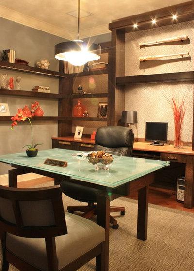 sports office decor. sports office decor contemporary home by in studio u0026 co interiors i