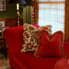 Traditional Home Office by Laurie Kertis, Ltd.