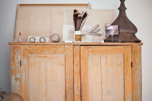 Farmhouse Home Office by Tess Fine