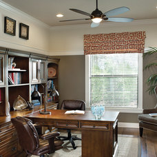 Contemporary Home Office by Arthur Rutenberg Homes