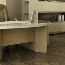 Modern Home Office by Koydol Inc.