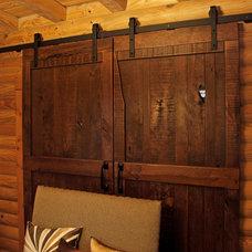 Rustic Interior Doors by Rustic Trades Furniture