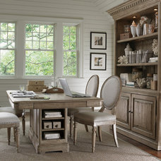 Traditional Home Office by Sheffield Furniture & Interiors