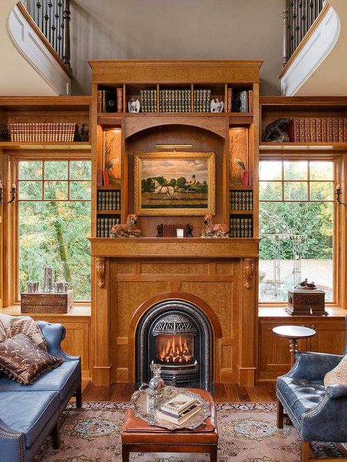 Bilder von kaminsims aus holz for Wohnzimmermobel klassisch