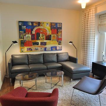 Small Den/Home Office