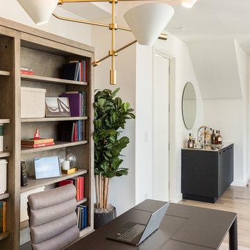 Soho Minimalist Penthouse
