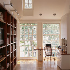 Traditional Home Office by Good Architecture, PC