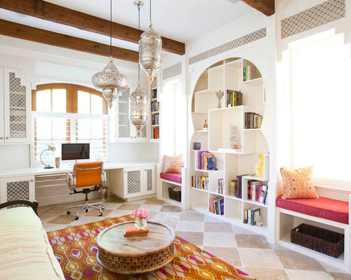 Moroccan Living Room moroccan living room | houzz