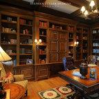 Hidden gun safe - Traditional - Home Office - Atlanta - by ...