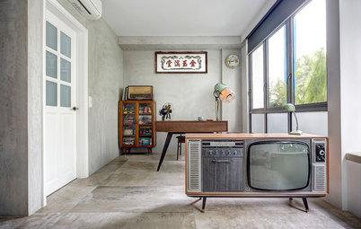 Houzzbesuch: Industrial und Vintage im Zuhause eines Regisseurs