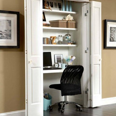 contemporary home office by Johnson Hardware