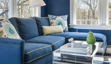15 Tricks to Bring High Style Into Your Living Room