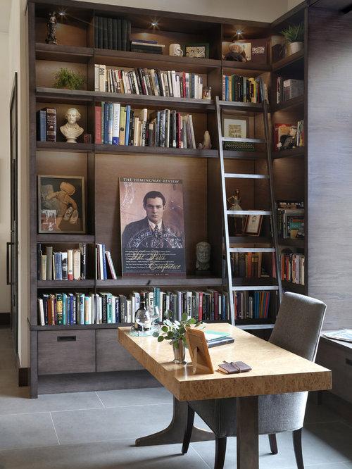 best home office design ideas remodel pictures houzz. Black Bedroom Furniture Sets. Home Design Ideas