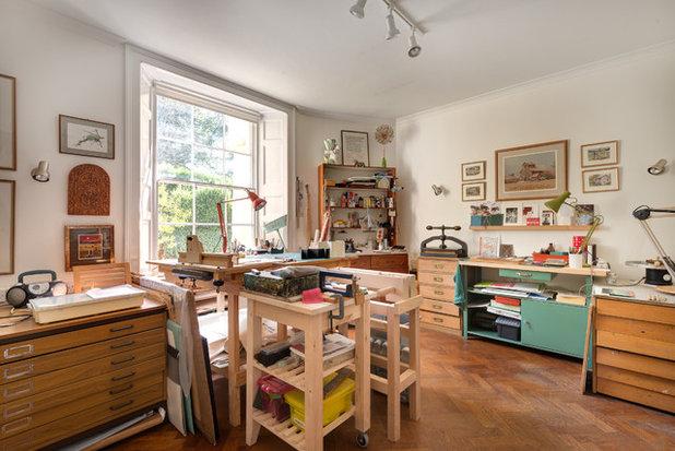 Classique Bureau à domicile by Colin Cadle Photography