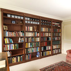 Contemporary Home Office by Tim Wood Limited