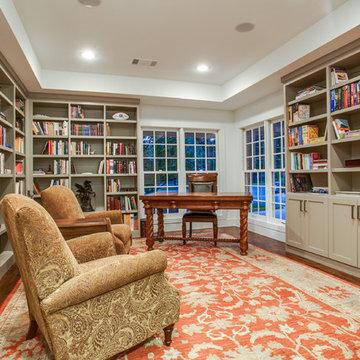 Stefani Residence- Library