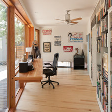 Contemporary Home Office by Murray Legge Architecture