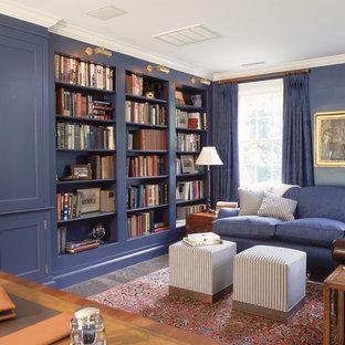 Идея дизайна: кабинет в классическом стиле
