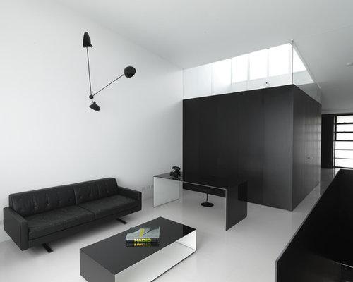 Minimalist interior design ideas houzz for Minimalist design ideas