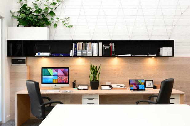 Organizzare Ufficio Vendite : Buone idee per riorganizzare lo spazio ufficio in casa