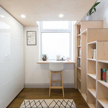 Studio Flat - Space maker - New Cross, London