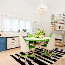 Modern Home Office Studio