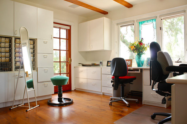 Home Office by Shannon Malone