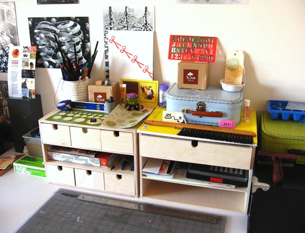 Home Office by Erin Lang Norris