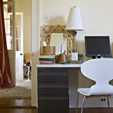 Eclectic Home Office by Bockman + Forbes Design