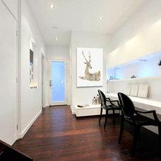 Modern Home Office by Luisa Interior Design
