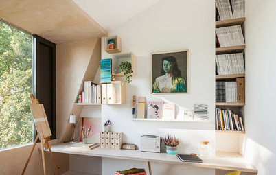 8 Ideas for Creating an Office in Your Loft