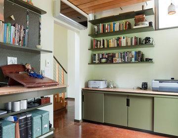 Study interiors