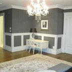 Ashburton Desk And Study Nook Traditional Home