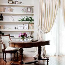 Traditional Home Office by Iwan Sastrawiguna Interior Design