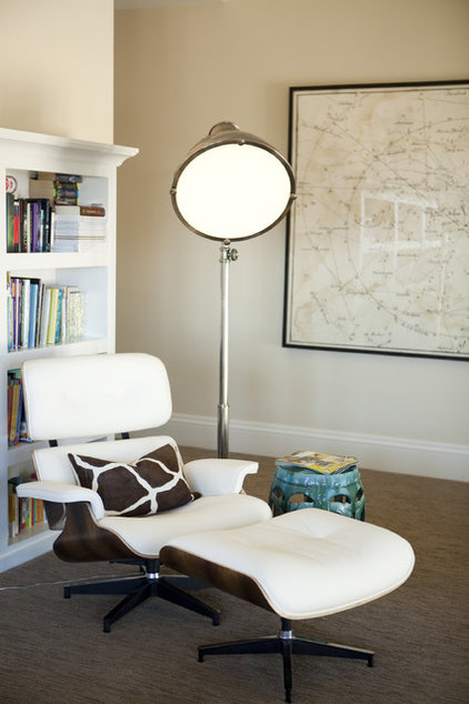 Modern Home Office by Alice Lane Home Collection