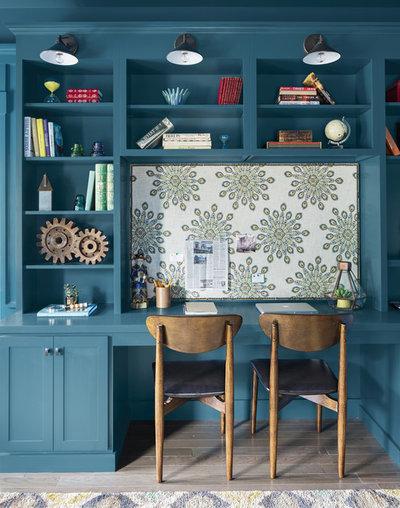 Classique Chic Bureau à domicile by William Geddes Photographer