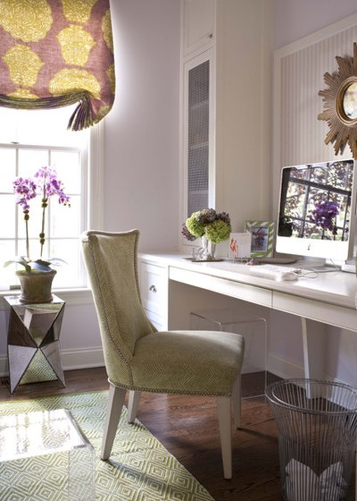 Home Office Formal Living Room Transitional Simple By Museinteriors Throughout