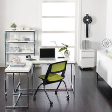 Contemporary Home Office by Scandinavian Designs