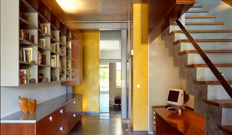 10 Ideas For Desks Under the Stairs