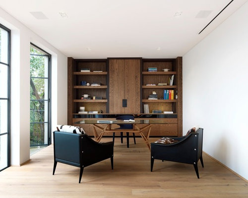 Contemporary Office Houzz