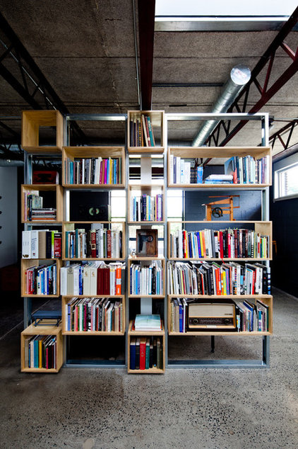 Industrial Home Office by Symbol Audio