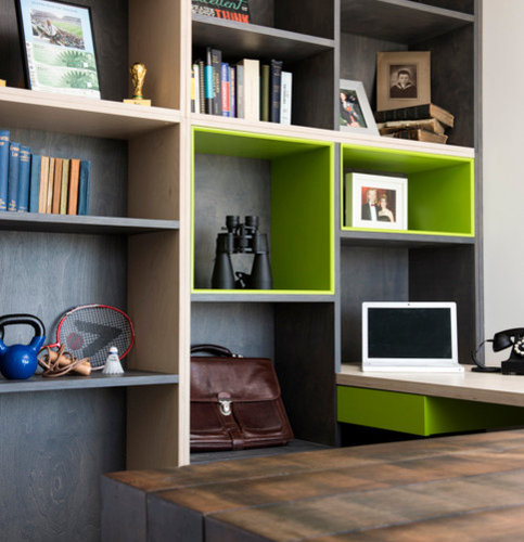 Contemporary northern ireland home office design ideas for Office design northern ireland