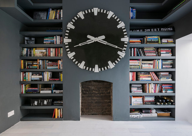 Contemporary Home Office by Grand Design London